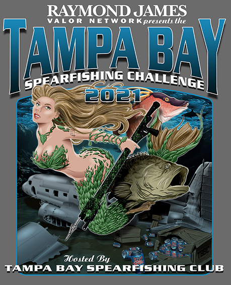 Spearfishing Challenge Logo